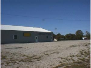 Community Center, New Strawn, KS